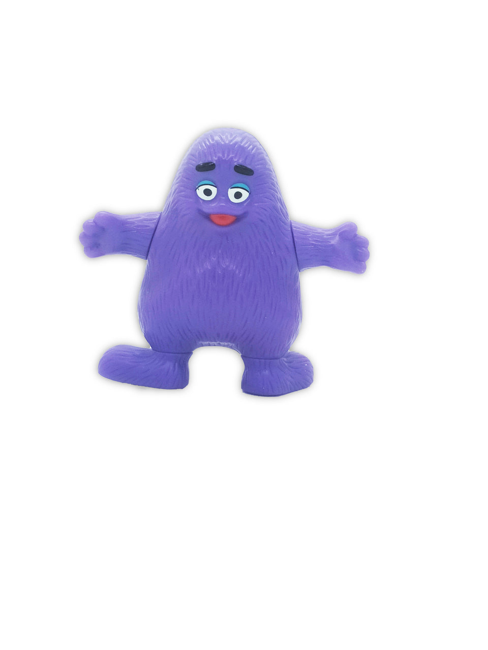 Purple Figure