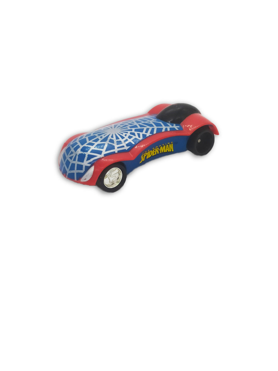 Spiderman Race Car