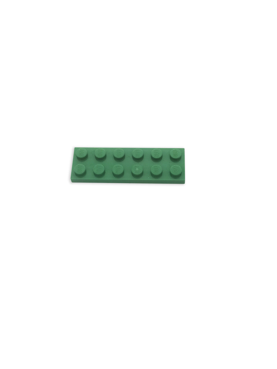 Dark Green Lego Bag
