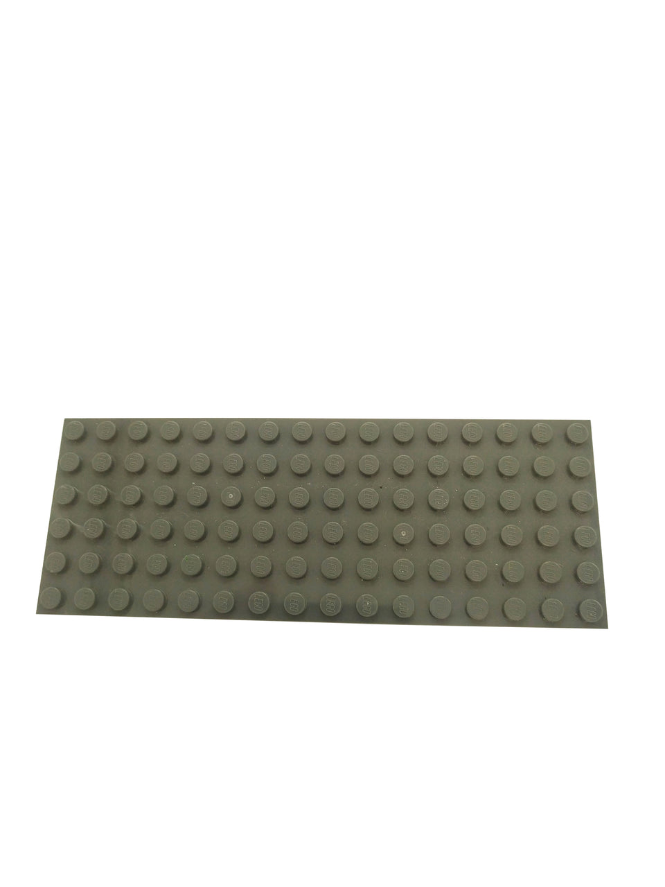 Dark gray surface 6 * 16 - Lego
