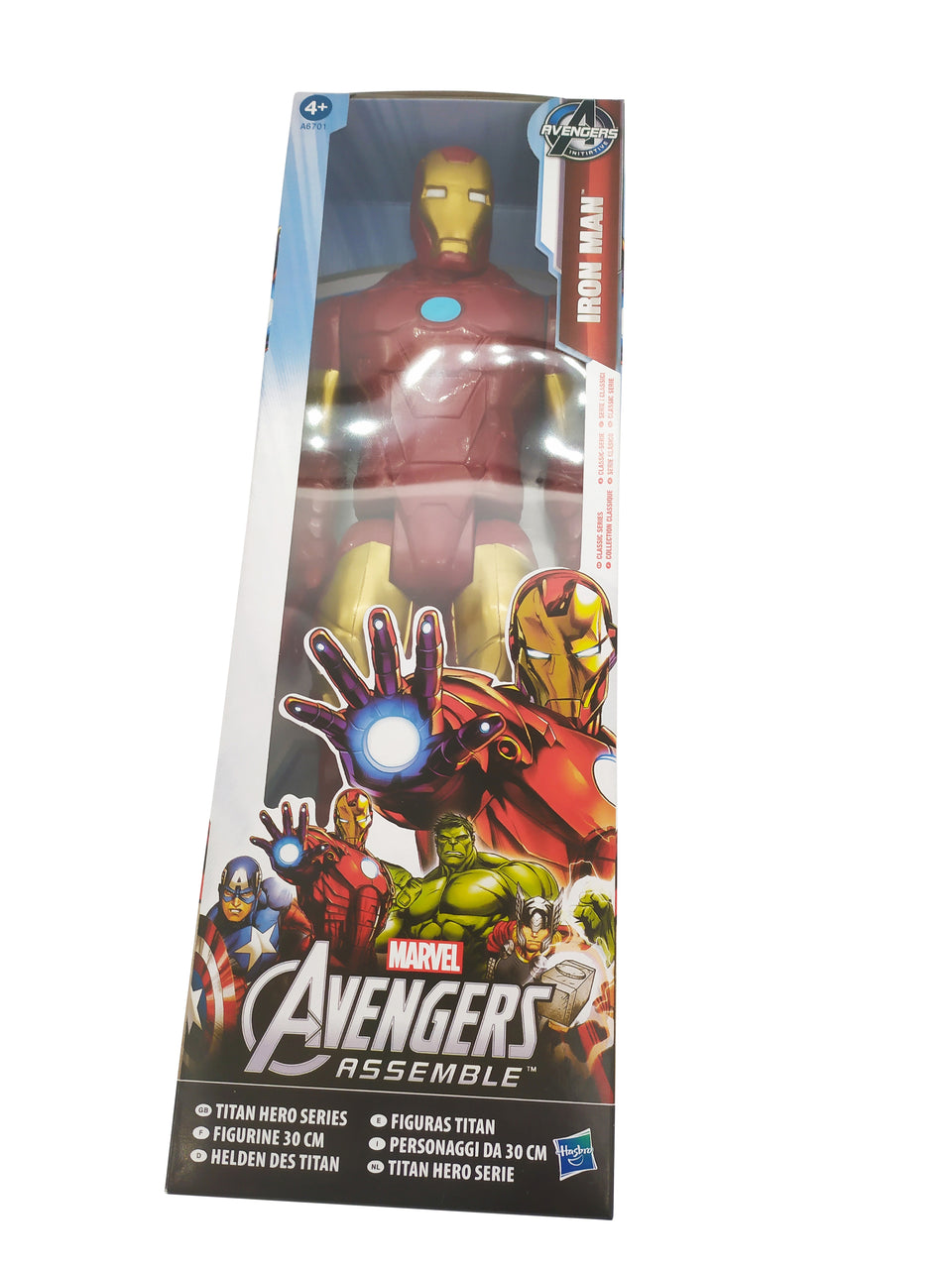 iron man avengers assemble marvel hasbro