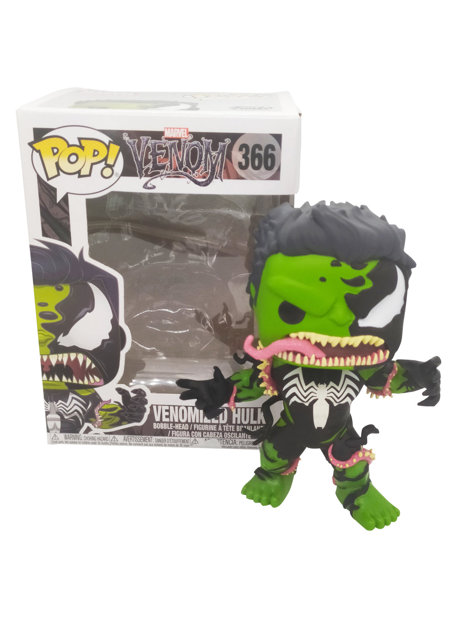 funko pop venomized hulk (366)