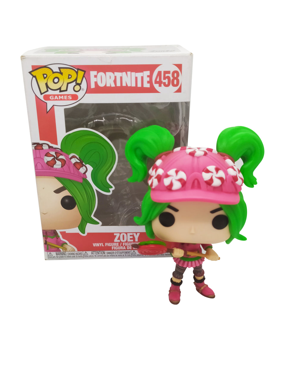 funko pop fortnite zoey