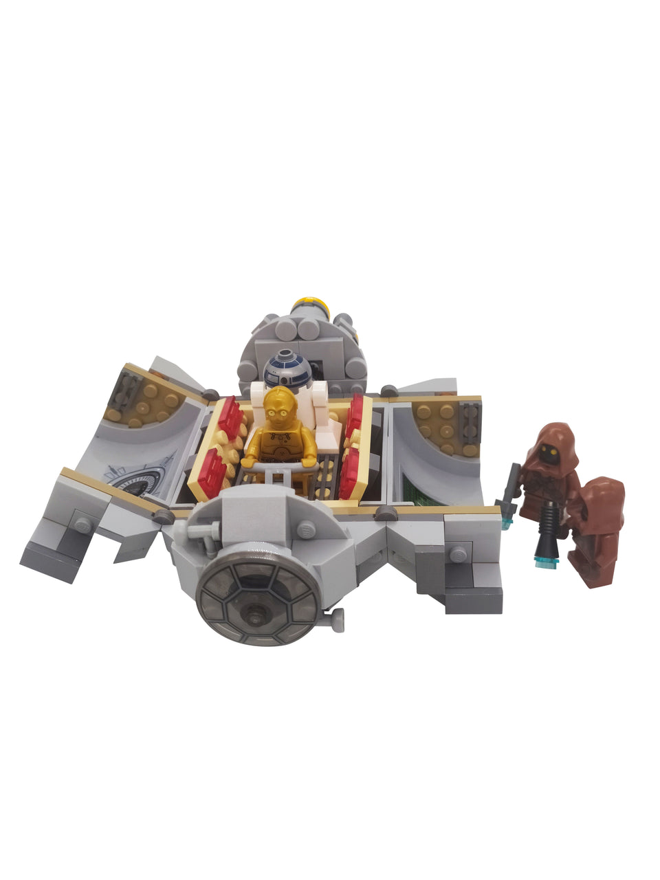 lego star wars set  75136