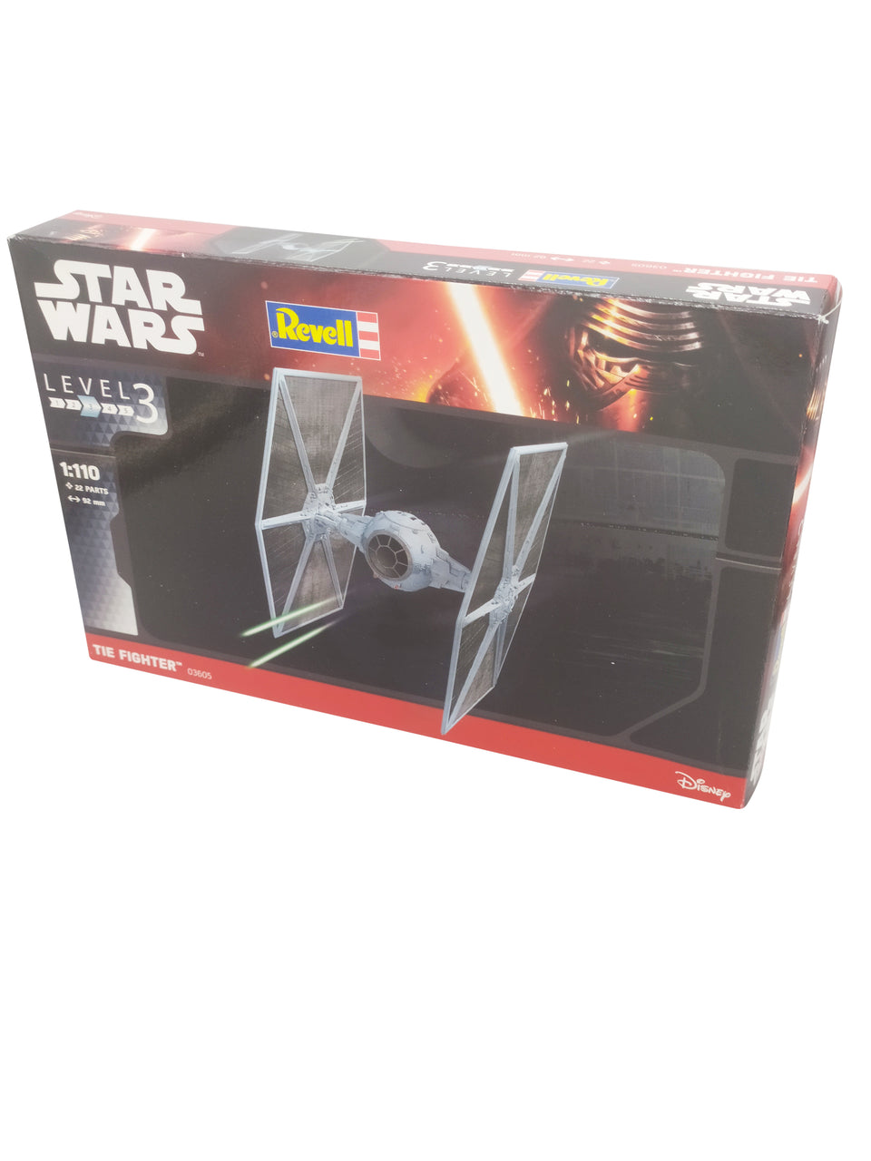 star wars revell level 3 tie fighter