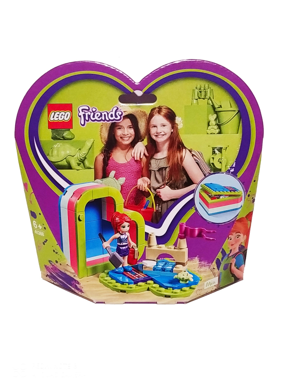 lego friends mia heart box 41388
