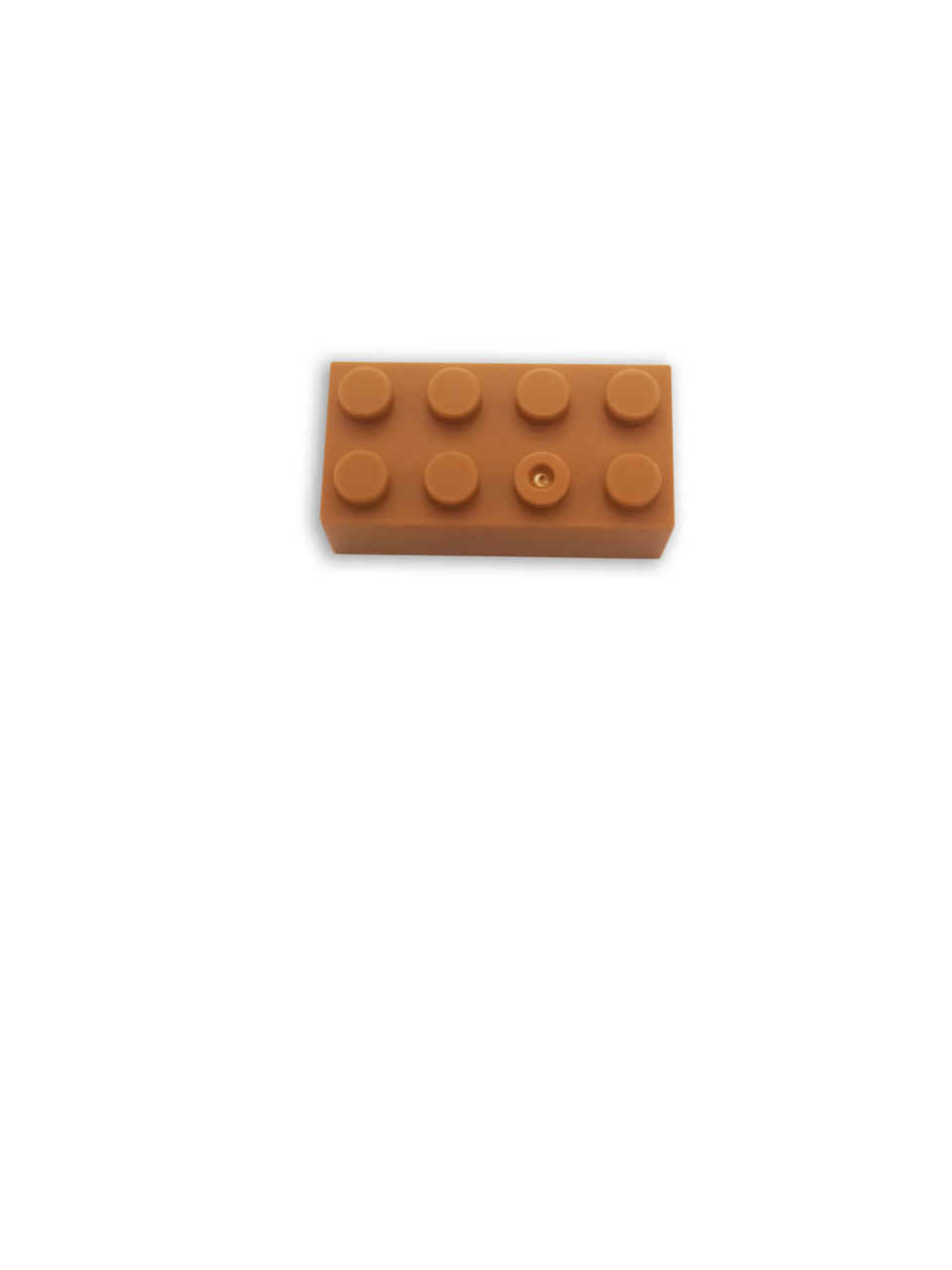 Light Brown Lego Bag
