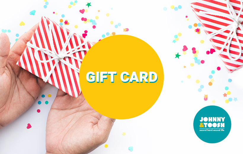 JOHNNY&TOOSH GIFT CARD