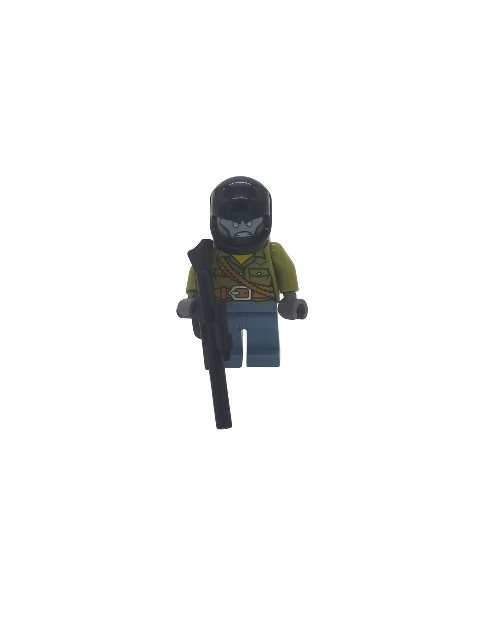 Lego Warrior with accessories