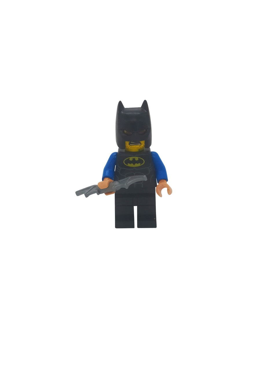 Batman Lego Man with accessories