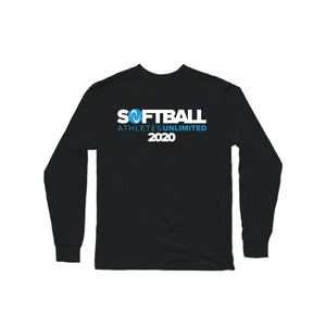Softball 2020 Roster Longsleeve Shirt