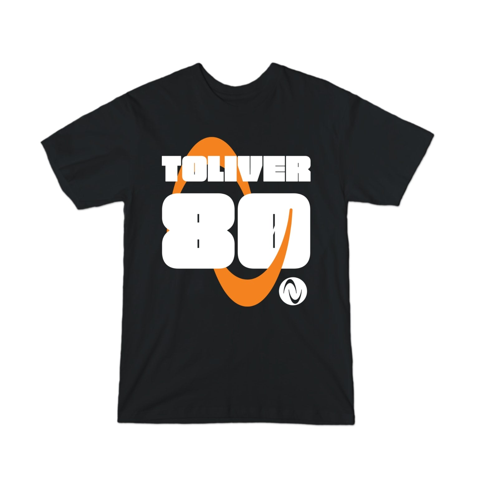 AU Volleyball Toliver #80 N&N Youth T-Shirt