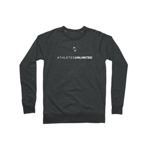 Simple Wordmark Crewneck Sweatshirt