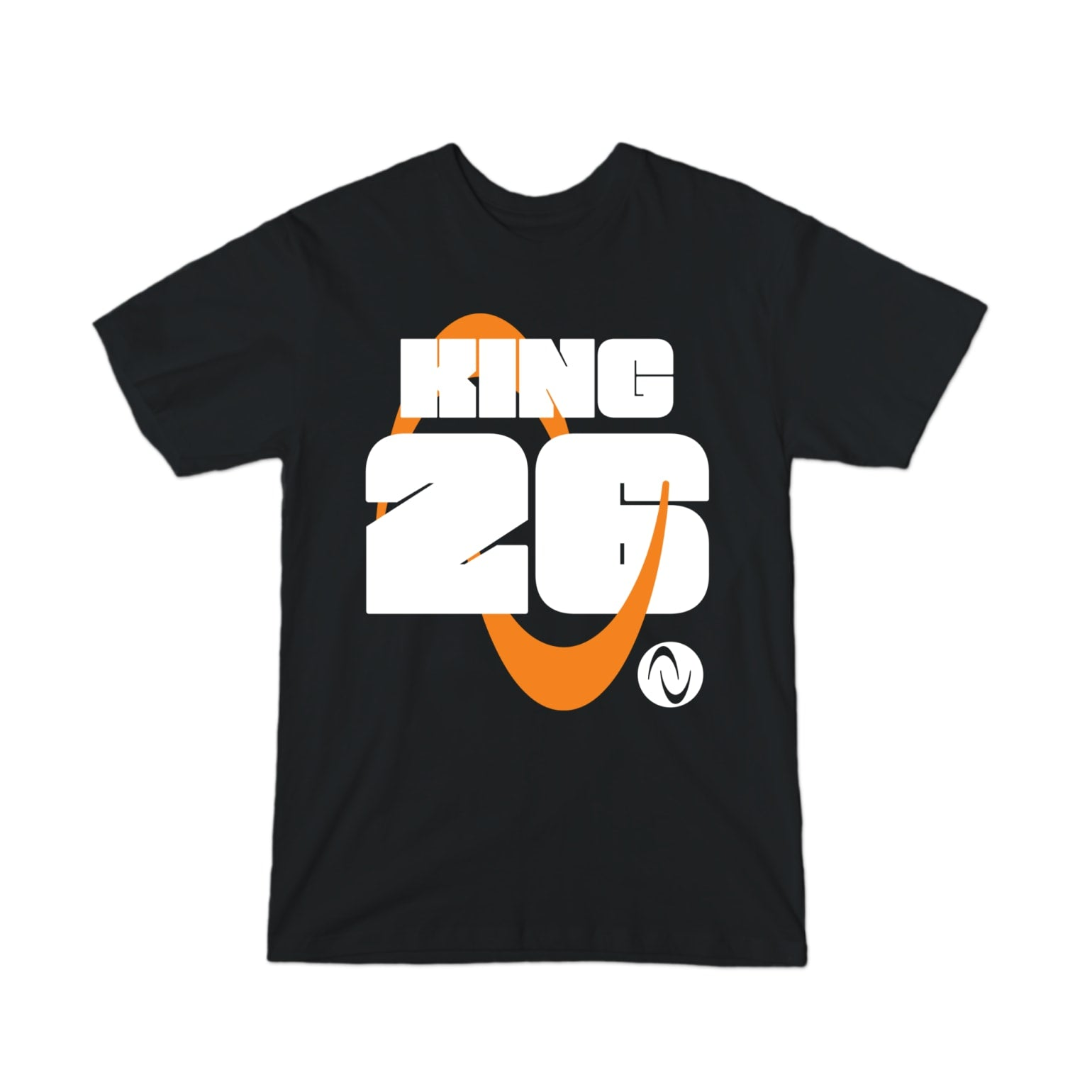AU Volleyball King #26 N&N Youth T-Shirt