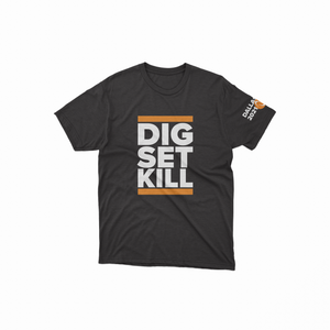 Dig Set Kill Dallas T-Shirt