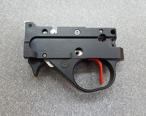 1911 Auto Lightweight Trigger, Aluminum Shoe, Black or Aluminum color