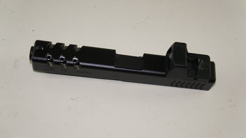 Glock Slide Mod for Red Dot Sight