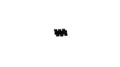 "#6 – 48 tpi – 1/4"" SOCKET ALAN CAP SCREWS (6 - pack)"