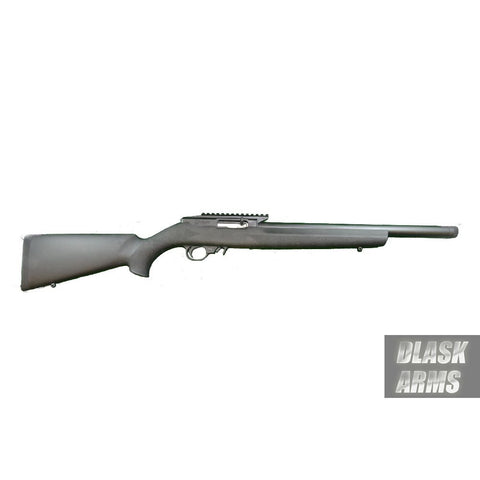"DAR-22 Basic, with Black Hogue Stock, 12.5"" Sporter Barrel"