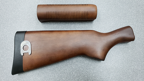 Remington 870 DM  Hardwood Stock Set