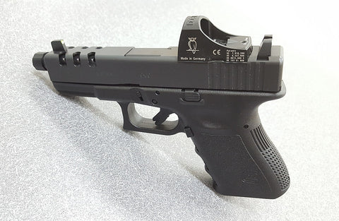 Glock G19, Gen 3, Ported w/ Doctor Sight III
