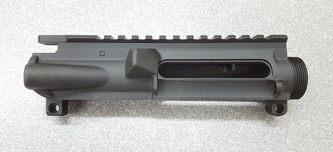 AR-15 Stripped Upper Receiver, Anodized