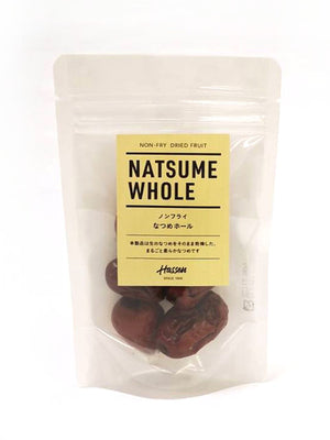 【HASSEN】NATSUME WHOLE なつめホール