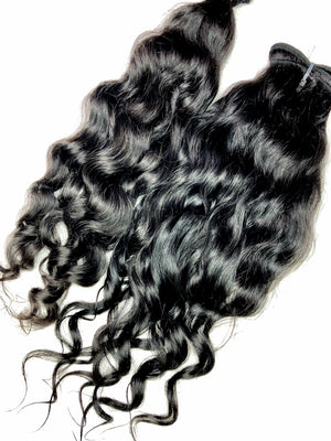 Open image in slideshow, Laos Wavy/Curly