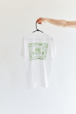 "True Hand Society ""Placemat"" Short-Sleeve Tee"