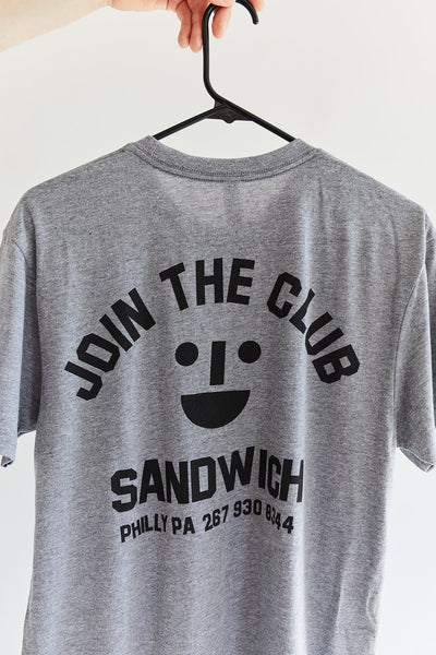 """Join The Club"" Short-Sleeve Tee"
