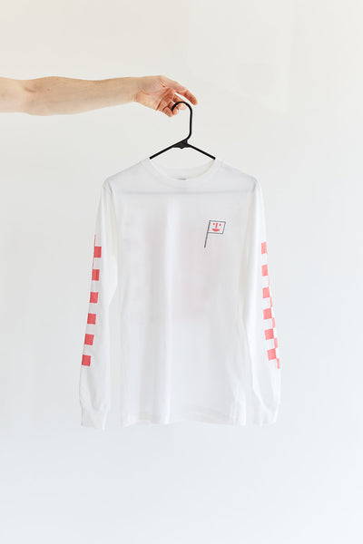 "Luke Pelletier ""Knuckle Sandwich"" Long-Sleeve Tee"