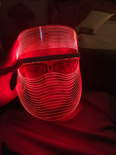 Load image into Gallery viewer, LUX Light Therapy Facial Mask