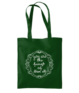 You are the fairest of them all - Tote Bag