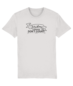 Christmas Calories don't Count T-Shirt