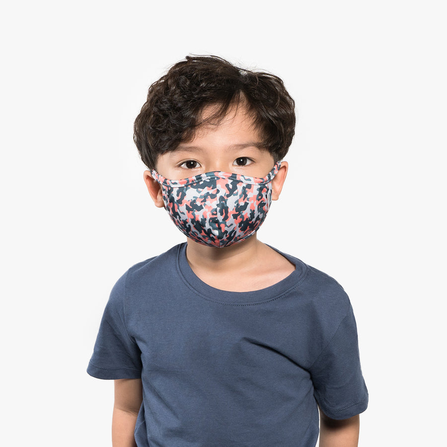 Trendy Camouflage Mask