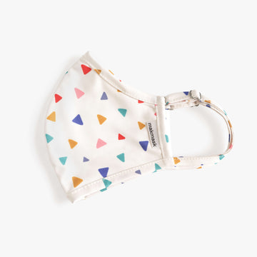 Triangles Party Mask