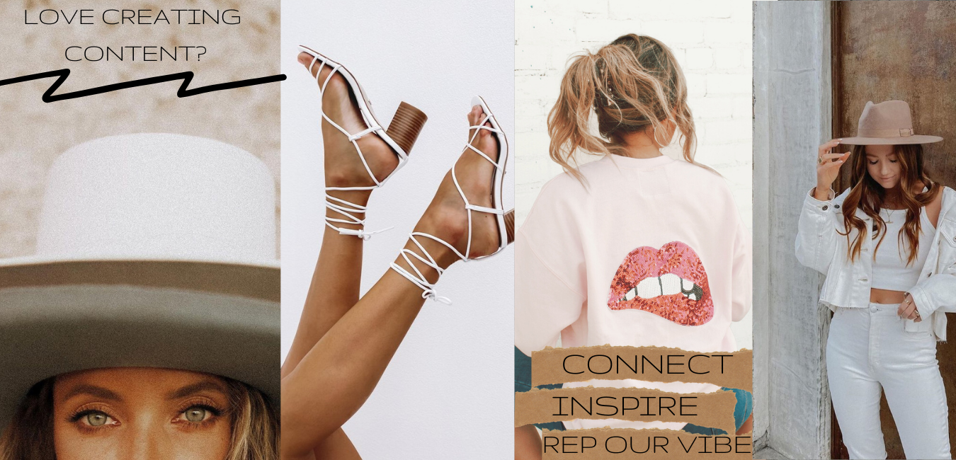Ambassador program instagram influencers bloggers commission make money from home Facebook influencers amazon style amazon commission YouTube commission advertisement ads shopping boho beach style hats accessories | shopbarebabe