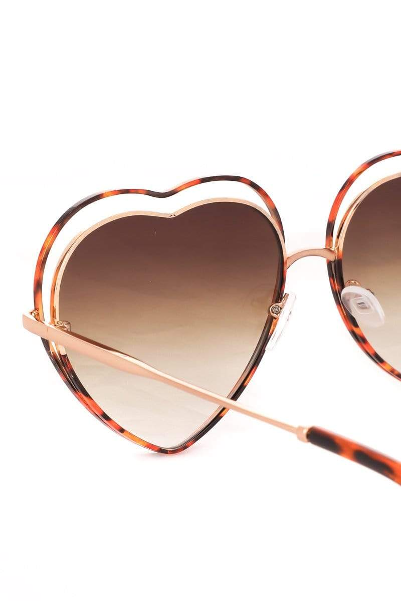 Thin Heart Sunnies