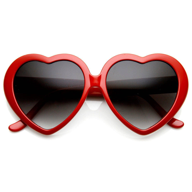 Vintage Red Heart Sunnies
