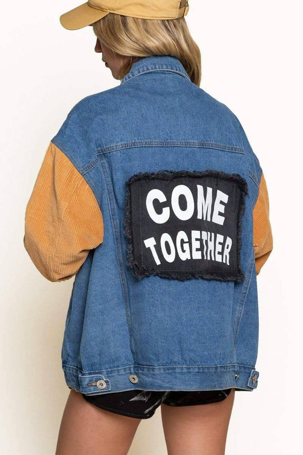 Come 2gether Jacket