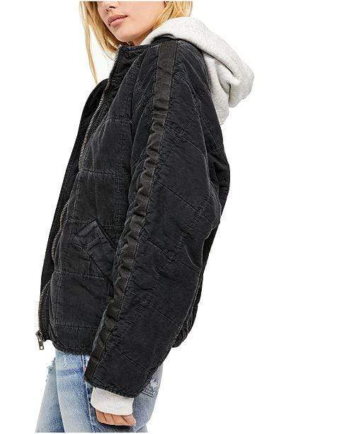 Free People Tollum Quilted Jacket