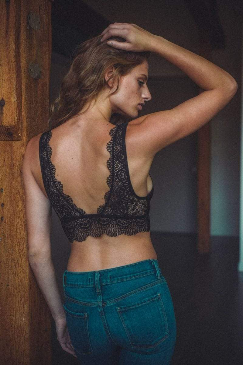Dreaming Lace Bralette