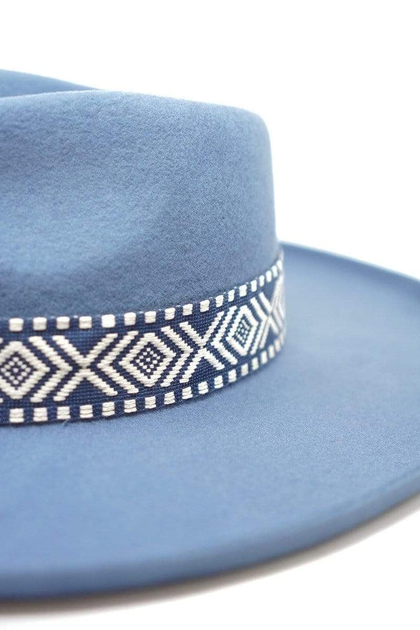 Tribal Rancher Hat