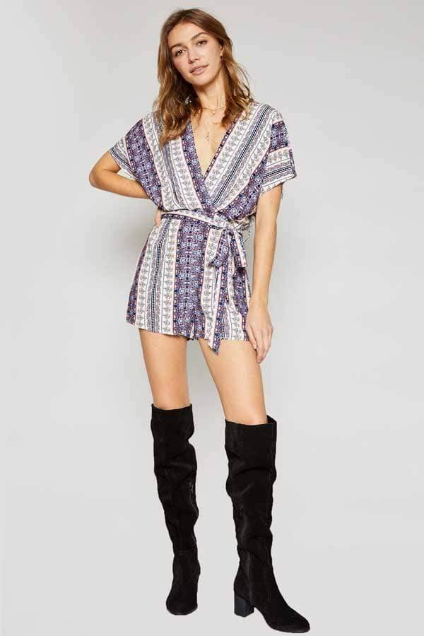 Boho Floria Playsuit