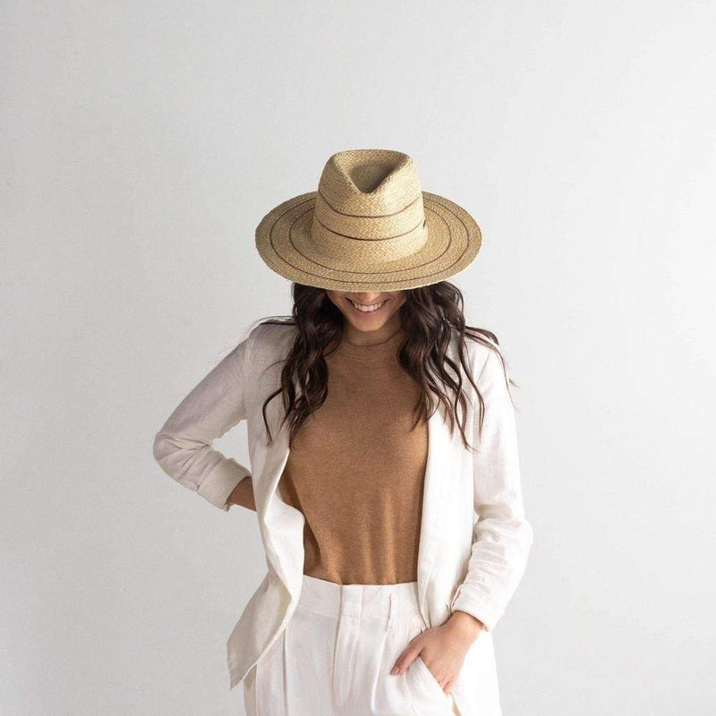 Natural LUX Rancher Hat