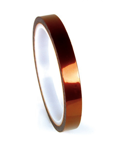 3M™ Polyimide Film Electrical Tape 98C-1, 500 mm x 33 m, 1 Roll/Case