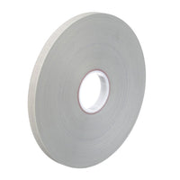 3M™ Microfinishing Film Roll 372L, 30 Mic 5MIL, 0.512 in x 300 ft x 1 in (13mmx91.5m), Plastic Core, ASO, End Roll Mark Black