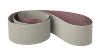 3M™ Trizact™ Cloth Belt 217EA, A30 JE-weight, 4 in x 148 in, Film-lok, Full-flex