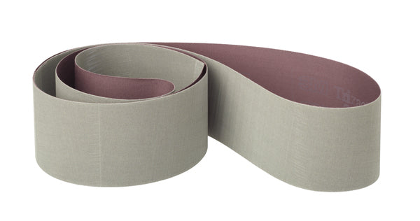 3M™ Trizact™ Cloth Belt 217EA, A80 JE-weight, 6 in x 264 in, Film-lok, Full-flex, 20 per case