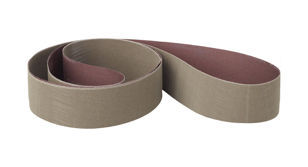 3M™ Trizact™ Cloth Belt 307EA, A45 JE-weight, 2 in x 60 in, Film-lok, Full-flex, 50 per case